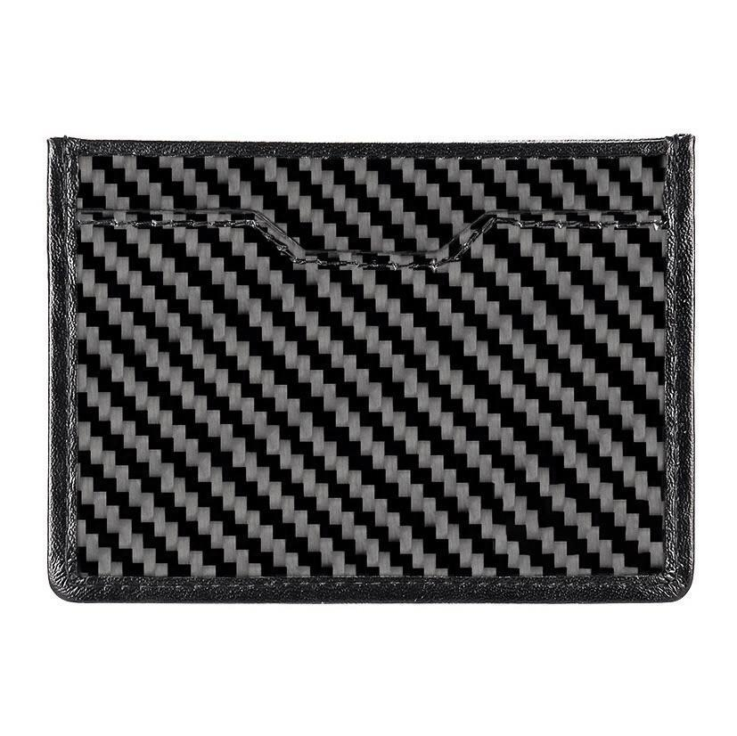 Real Flexible Carbon Fiber Card Holder