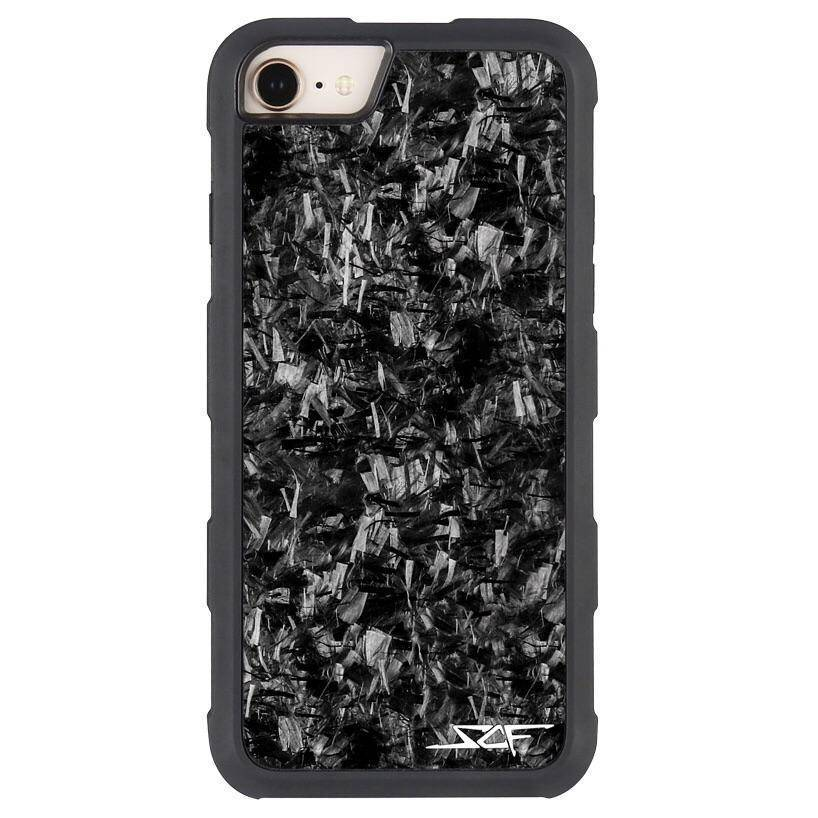 iPhone 6/7/8/SE Real Forged Carbon Fiber Case | ARMOR Series