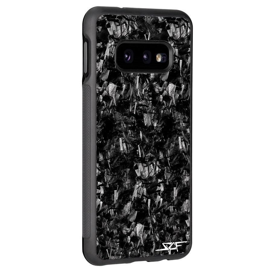 Samsung S10e Forged Carbon Fiber Phone Case | CLASSIC Series