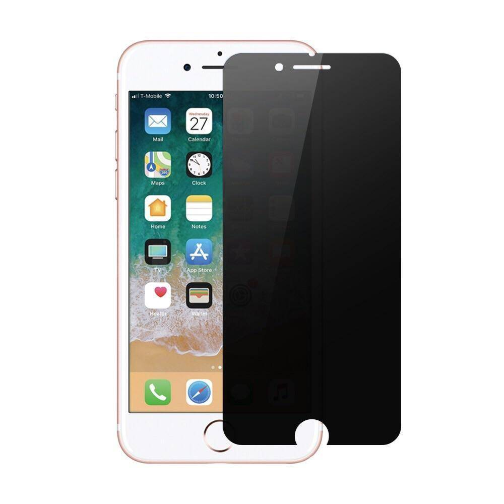 (iPhone 7/8 PLUS) Shatterproof Screen Guard (Privacy Edition)