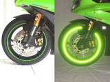 *Special Edition Color* Lime Green High Intensity Rim Tape 17""