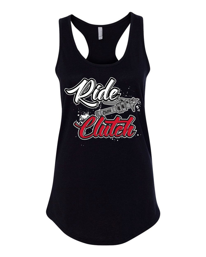 Women's Ride Clutch Handle Tank