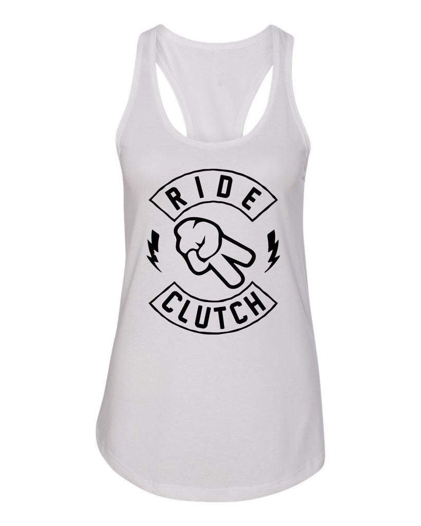 Women's Clutch Bolt Wave Tank