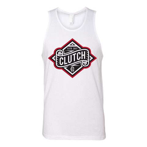 Men's Clutch Moto Tank