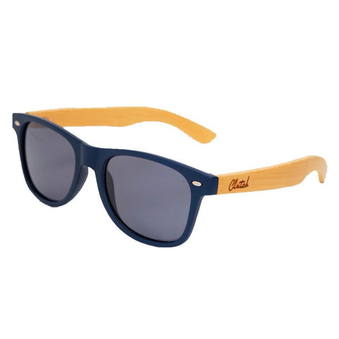 Clutch Navy Blue Sunglasses