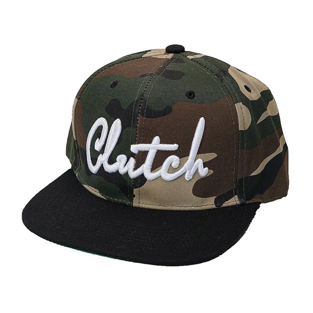 Clutch Camouflage Snapback