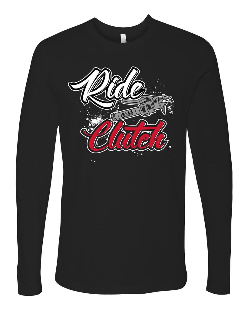 Men's Ride Clutch Handle Long Sleeve Tee
