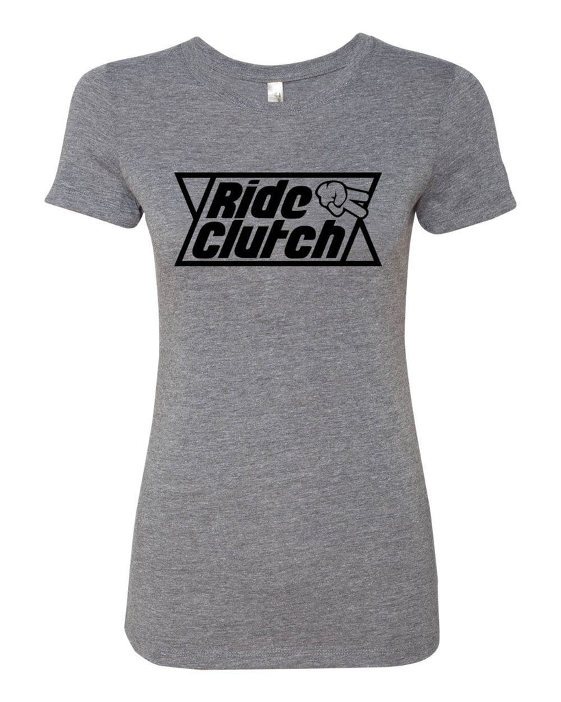 Women's Ride Clutch Wave Tee