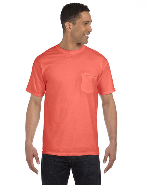 Comfort Colors Pocket T