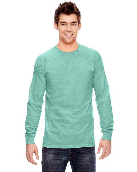 Comfort Colors Heavyweight Long Sleeve T-Shirt