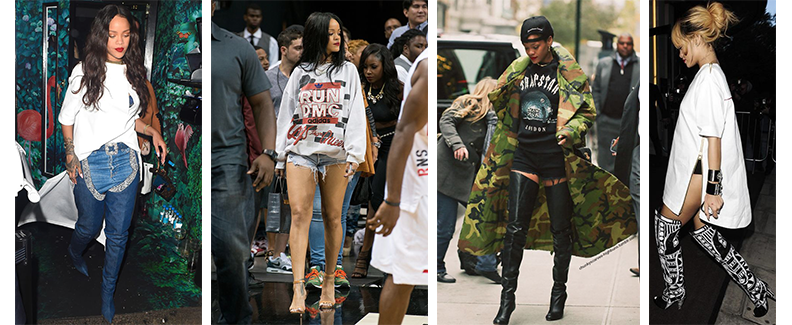 We can't get enough: Rihanna