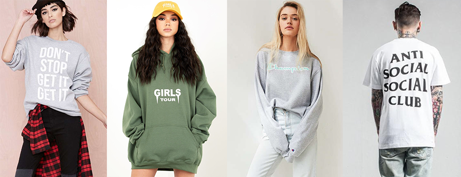 Our Favourite Streetwear Brands (They're Killing It!)