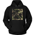 FAT RICH WILD CAMO PULLOVER HOODIE