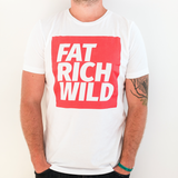 FAT RICH WILD BOLD T-SHIRT