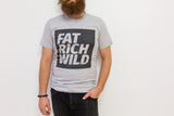 FAT RICH WILD BLACK EDITION T-SHIRT