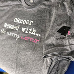 Cancer Messed With Shirts as a Fundraising Tool