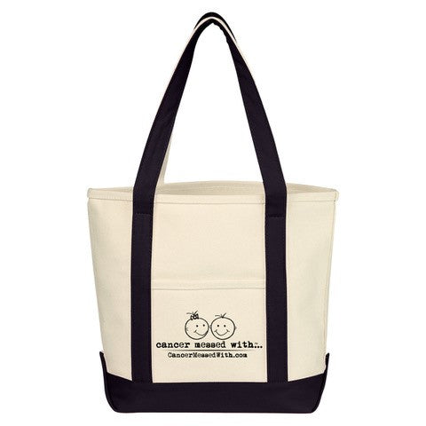 Small Heavy Canvas Tote