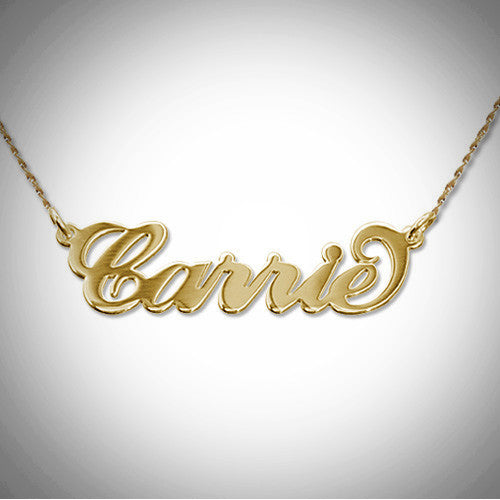 Full Gold Carrie Small 14kt