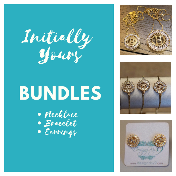 IN STOCK Initially Yours Bundle