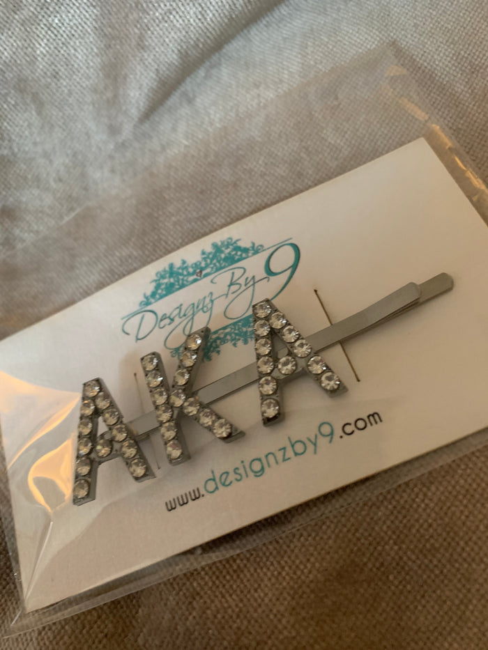 IN STOCK BLING HAIR PINS - SORORS