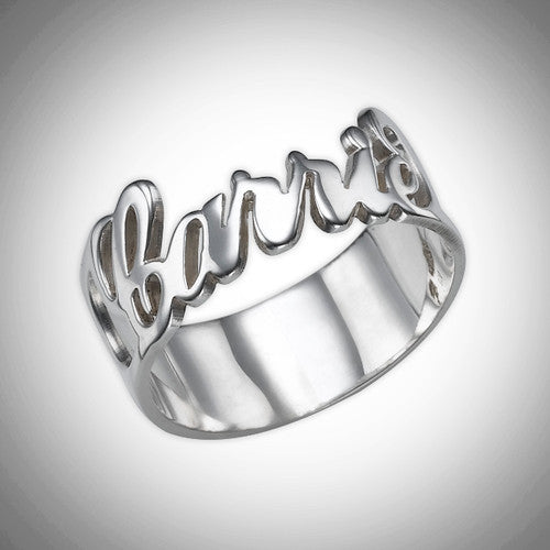 2020 BFCM Holiday Sale Carrie Band Ring