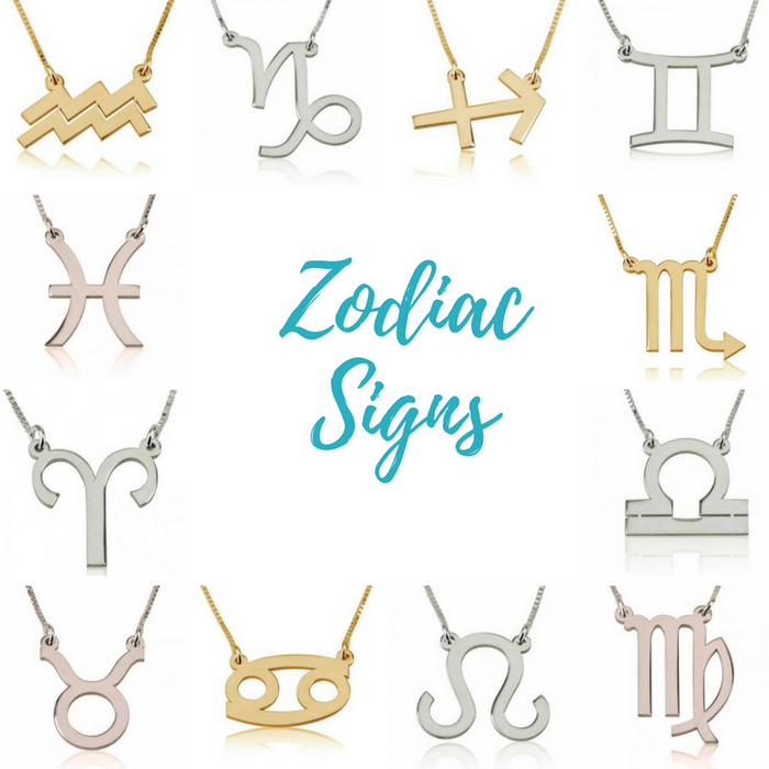 FLASH DEAL - Zodiac Signs