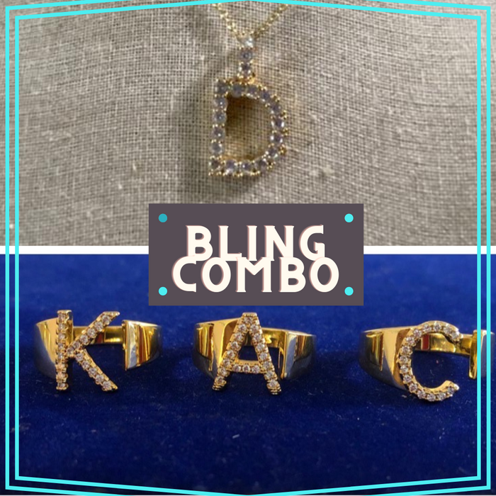 All Things Bling Sale IN STOCK BLING Combo