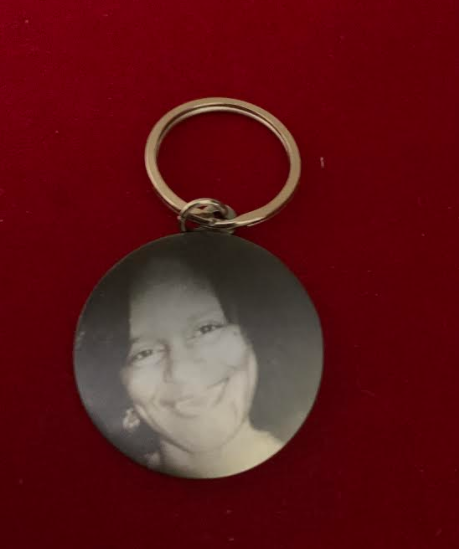 Picture Me Keychain