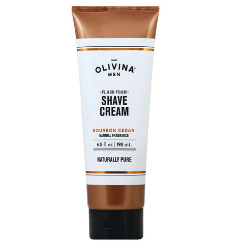 Olivina Men Shave Cream - Discounts on Olivina Men at UAL