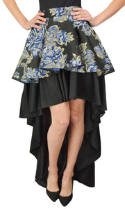 Dolce & Gabbana Ruched Floral Print Dress at UAL