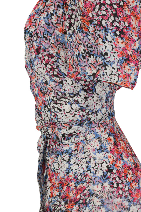 Drifter Off-Price Oversized Crop Top in White