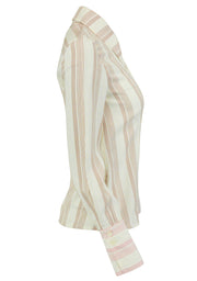 Chloé Tie Neck Horse Embroidered Sweater - Discounts on Chloé at UAL
