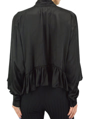 IRO Desoto Long Open Bat Sleeve Top - Discounts on IRO at UAL