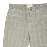 Yuul Yie Lissom Leather Slingback Pumps in Black/Mustard - Discounts on Yuul Yie at UAL