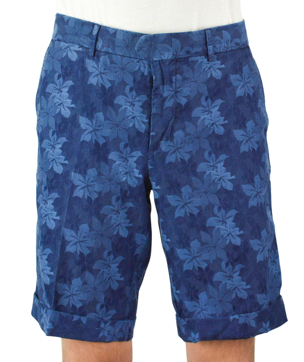 Banks Journal Triple Board Shorts in Insignia Blue