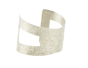 Marcia Moran Rosane Cut Out Hammered Cuff - Discounts on Marcia Moran at UAL