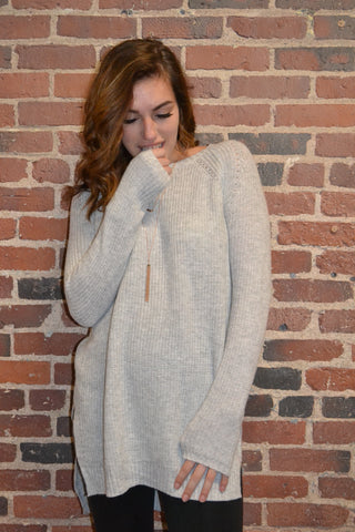 Hi Low Sweater Knit