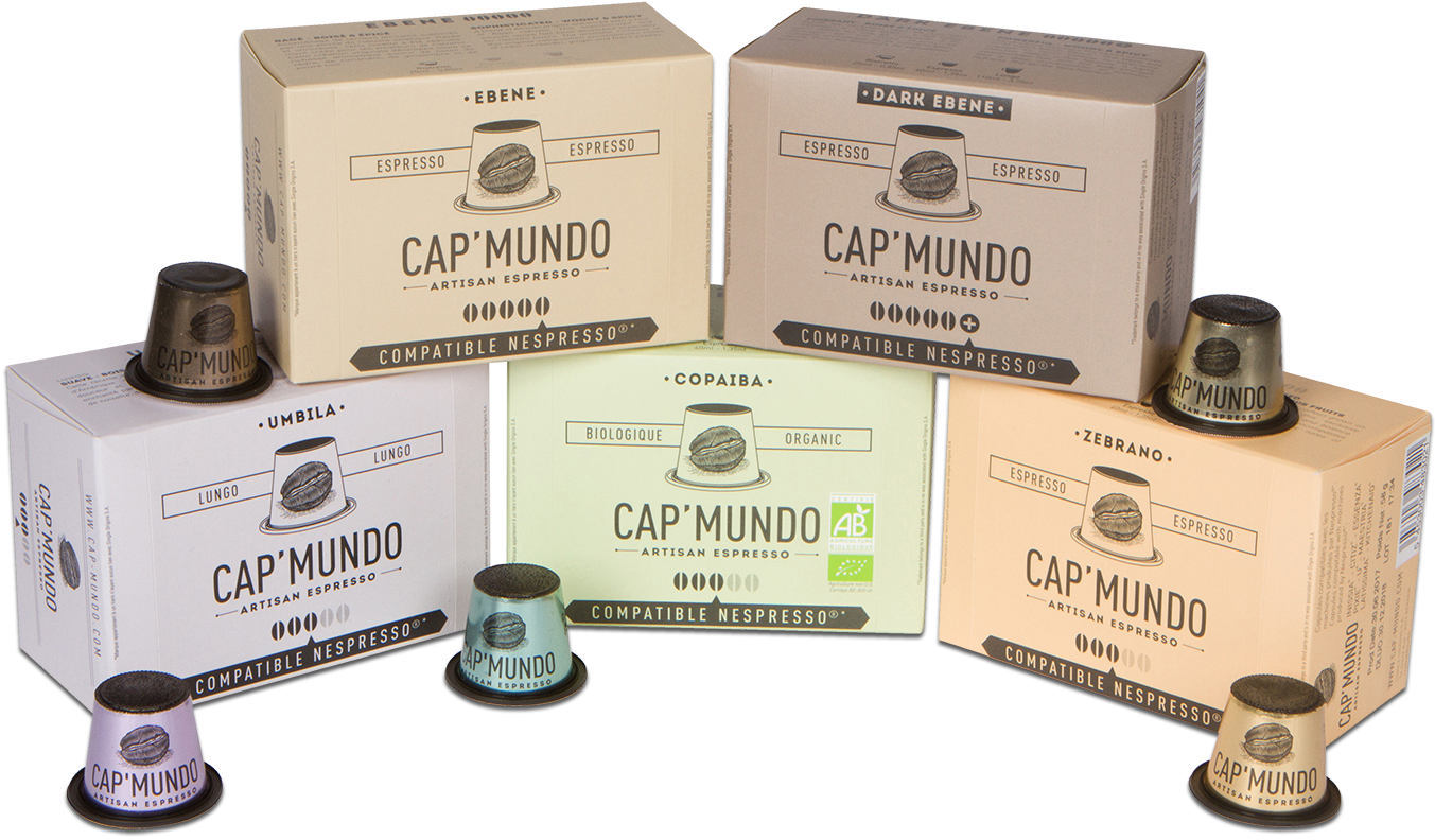 Cap'Mundo, Paris ~ for Nespresso® Original