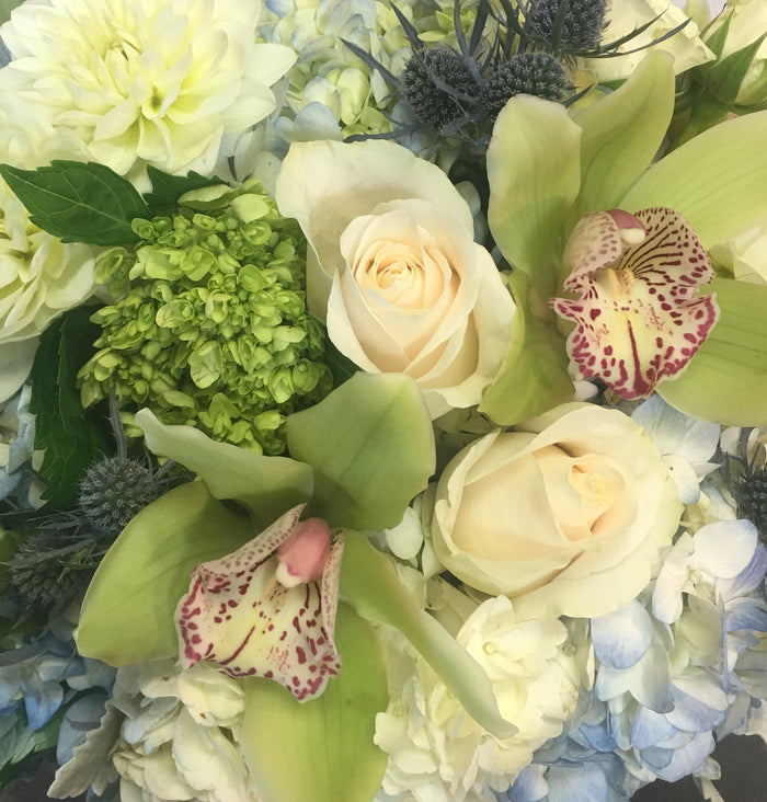 Floral Arrangement - Clores Flowers & Gifts, Upper Montclair, NJ