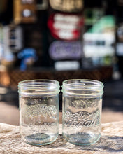 Set of 6 Hanalei Mason Jars