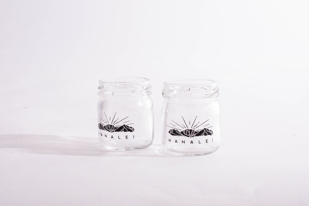 WW MOUNTAIN LOGO SHOT GLASS