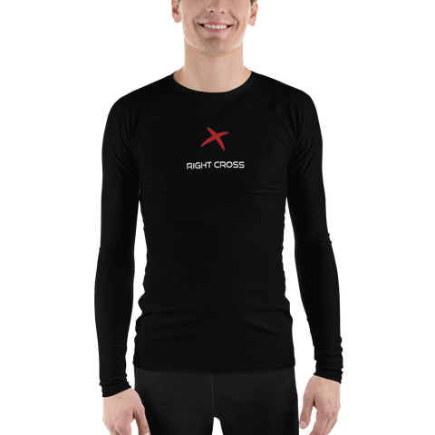 Signature Rash Guard - Black