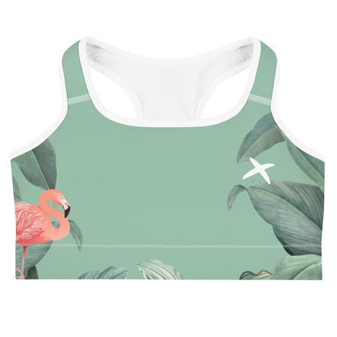 Flamingo Sports bra