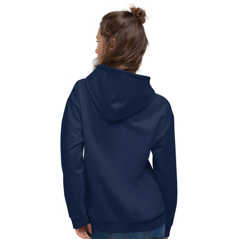 Cross Fleece Hoodie