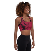 Black Smoke Sports Bra