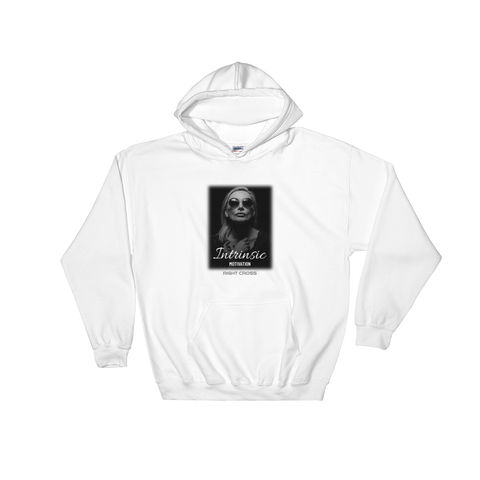 """Intrinsic Motivation"" Hooded Sweatshirt"