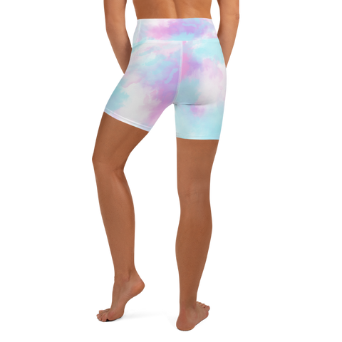 Sweet Surf Yoga Shorts