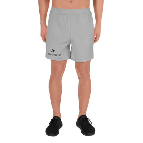 MaxDri Athletic Shorts - Grey