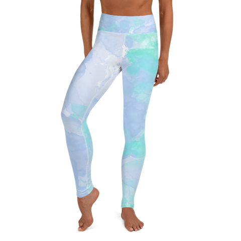 Brighter Days Yoga Leggings