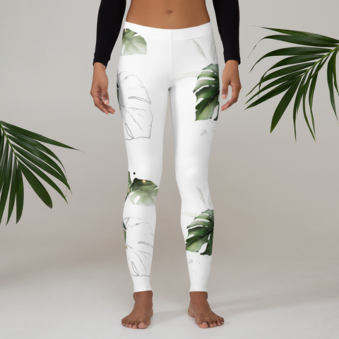White Jungle - Low Waist